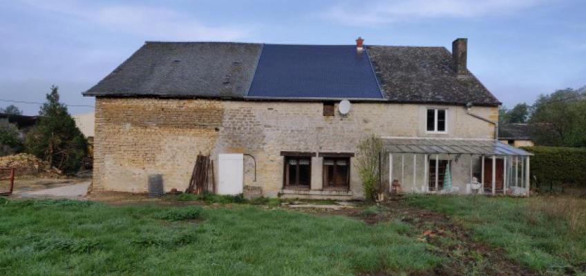 Frankrijk ~ Champagne-Ardenne ~ 08 - Ardennes - (Woon)boerderij