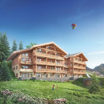 Appartement te koop in Frankrijk - Rhône-Alpes - Savoie - Chatel - € 724.000