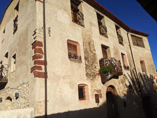 Spanje ~ Catalonië ~ Tarragona ~ Binnenland - Horeca-object