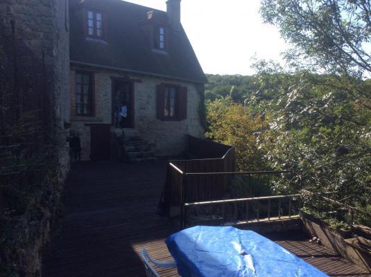 Frankrijk ~ Limousin ~ 23 - Creuse - Hoekwoning