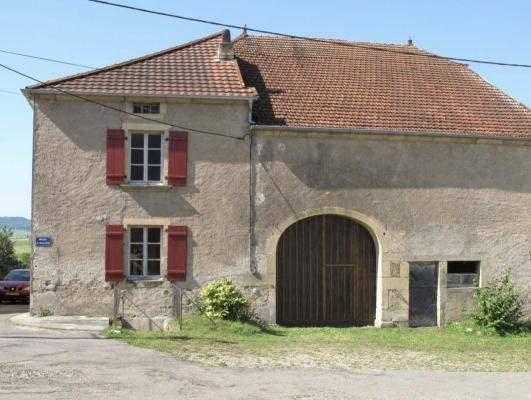 Frankrijk ~ Franche-Comté ~ 70 - Haute-Saône - (Woon)boerderij