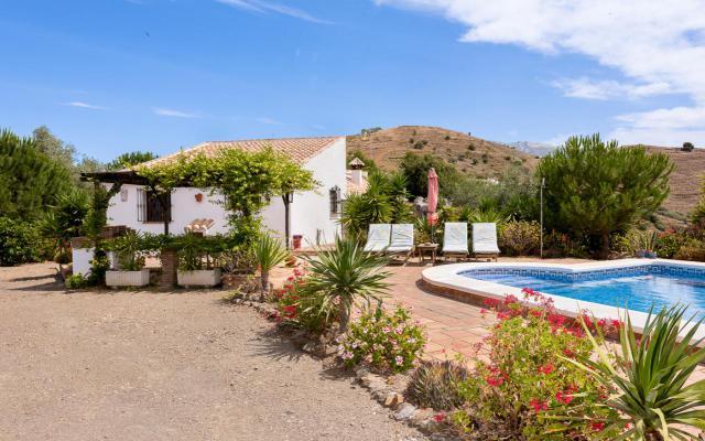 Spanje ~ Andalusi� ~ Costa del Sol - (Woon)boerderij