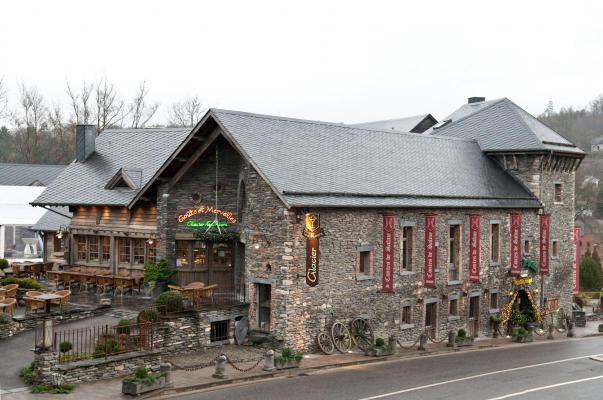 België ~ Wallonië ~ Prov. Luxemburg / Ardennen - Horeca-object