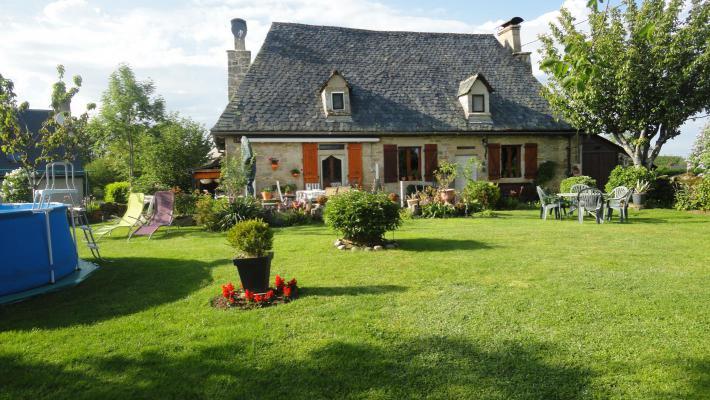 Frankrijk ~ Limousin ~ 19 - Corr�ze - Maison de Campagne