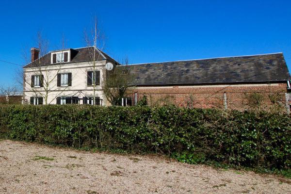Frankrijk ~ Basse-Normandie ~ 14 - Calvados - Landhuis