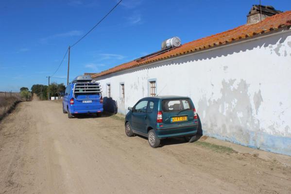 Portugal ~ �vora ~ Viana do Alentejo - Renovatie-object