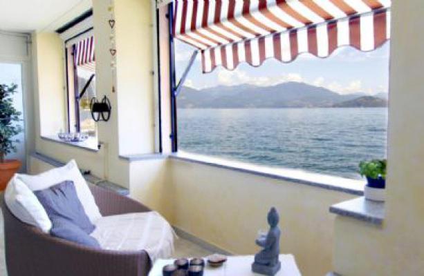 Italië ~ Lago Maggiore - Appartement