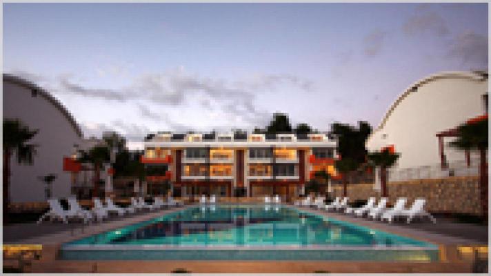 Turkije ~ Turkse Riviera - Appartement