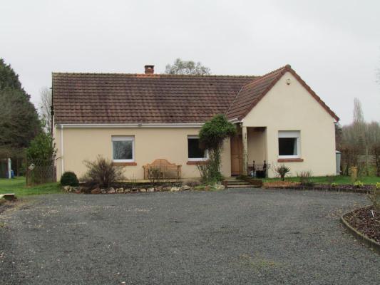 Frankrijk ~ Centre ~ 45 - Loiret - Bungalow