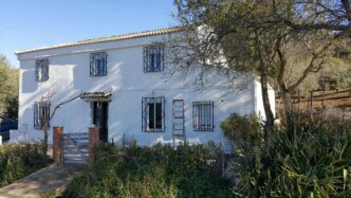 Spanje ~ Andalusië ~ Córdoba ~ Kust - Landhuis Finca