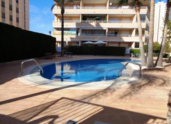 Studio te koop in Spanje - Valencia (Regio) - Costa Blanca - Calpe - € 85.000