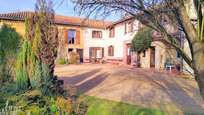 Frankrijk ~ Midi-Pyr�n�es ~ 65 - Hautes-Pyr�n�es - Maison de Caract�re