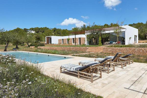 Spanje ~ Balearen ~ Ibiza ~ Kust - Villa