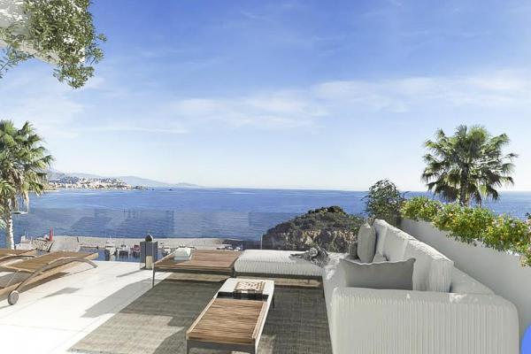 Spanje ~ Andalusië ~ Granada ~ Costa Tropical ~ Kust - Resort