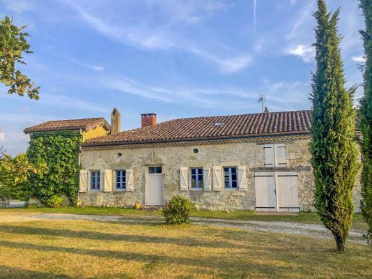 Frankrijk ~ Midi-Pyr�n�es ~ 82 - Tarn-et-Garonne - Vakantiehuis