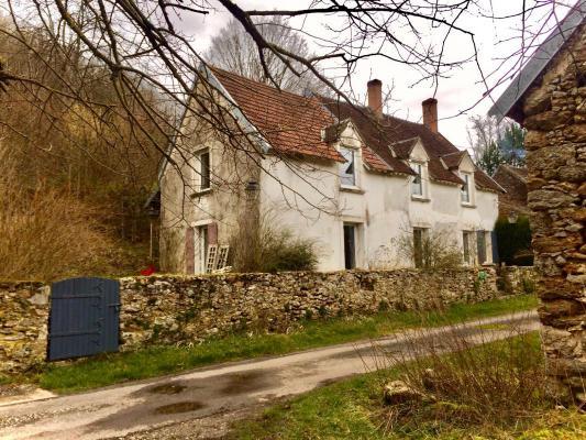 Frankrijk ~ Picardie ~ 02 - Aisne - Vakantiehuis