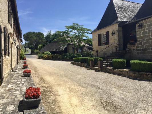 Frankrijk ~ Limousin ~ 19 - Corr�ze - Landgoed