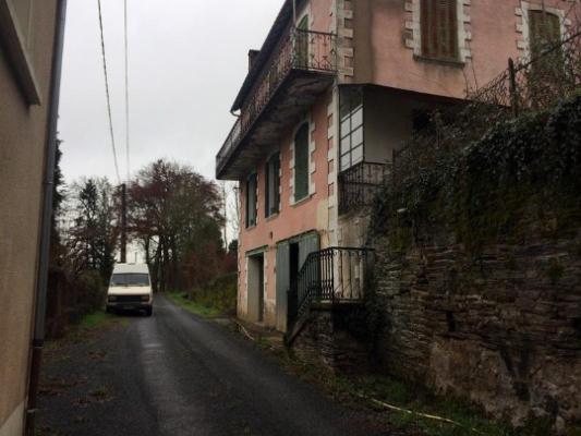 Frankrijk ~ Limousin ~ 19 - Corrèze - Landhuis