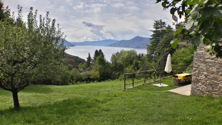 Italië ~ Lago Maggiore - Landhuis