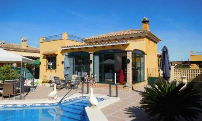 Spanje ~ Murcia (Regio) - Villa