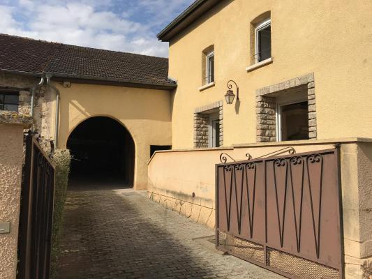 Tussenwoning te koop in Frankrijk - Franche-Comté - Haute-Saône - Nabij Jussey - € 79.950