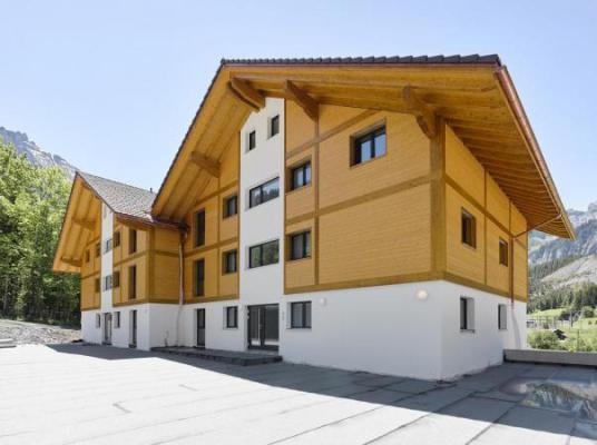 Zwitserland ~ Berner-Oberland - Appartement