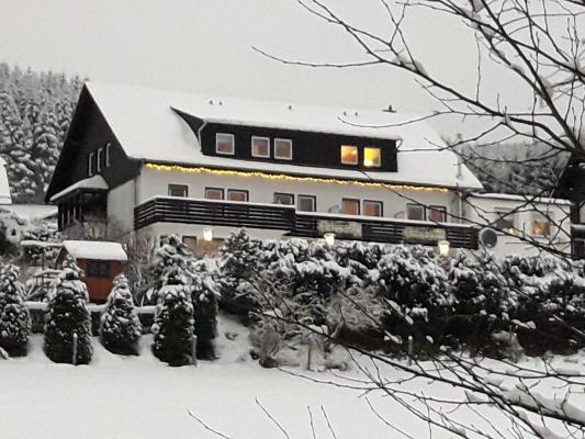 B & B / Pension te koop in Duitsland - Nordrhein-Westfalen - Sauerland - Winterberg  - € 385.000