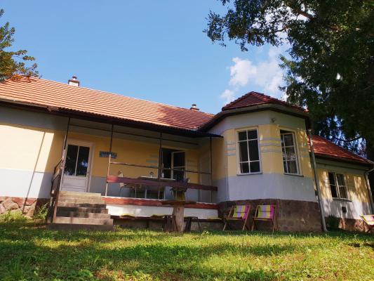 Hongarije ~ Pannonia (West) ~ Somogy (Kaposv�r) - Landhuis
