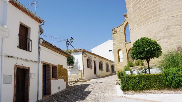 Spanje ~ Andalusië ~ Córdoba ~ Kust - Stadswoning
