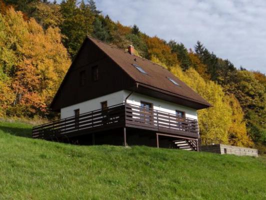 Tsjechië ~ Noord Bohemen - Vakantiehuis