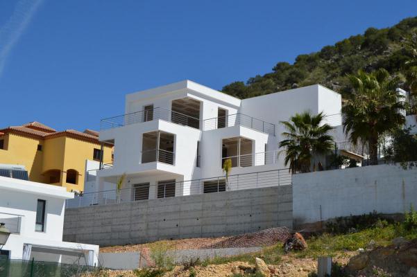 Spanje ~ Andalusi� ~ M�laga - Villa