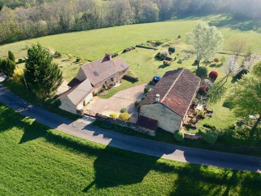 Frankrijk ~ Midi-Pyrénées ~ 46 - Lot - (Woon)boerderij