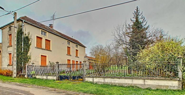 Frankrijk ~ Franche-Comté ~ 70 - Haute-Saône - Landhuis