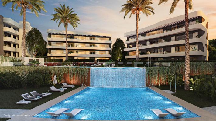 Appartement te koop in Spanje - Andalusië - Costa del Sol - Fuengirola - € 275.000