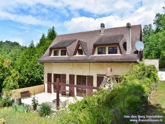 Frankrijk ~ Midi-Pyr�n�es ~ 46 - Lot - Vakantiehuis
