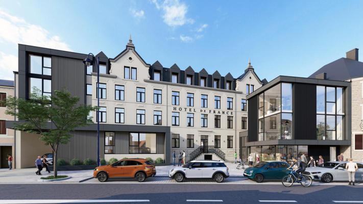 Belgi� ~ Walloni� ~ Prov. Luxemburg / Ardennen - Project