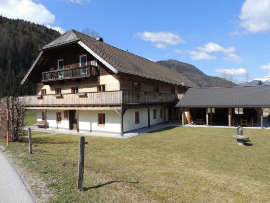 Oostenrijk ~ Salzburgerland - (Woon)boerderij