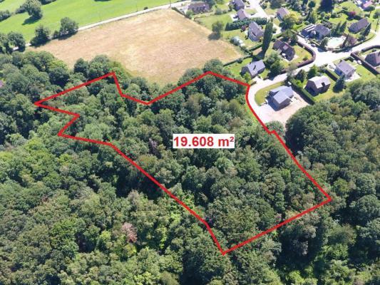 België ~ Wallonië ~ Prov. Luik / Eifel - Bouwgrond