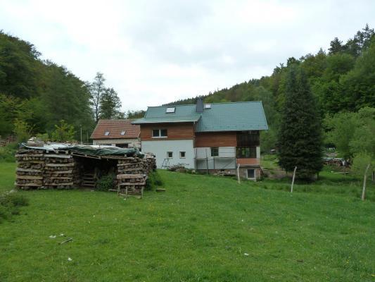 Duitsland ~ Thüringen ~ Thüringer Wald - Landhuis