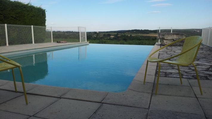 Frankrijk ~ Languedoc-Roussillon ~ 30 - Gard - Landhuis
