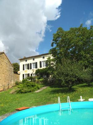 Frankrijk ~ Poitou-Charentes ~ 16 - Charente - Maison de Campagne