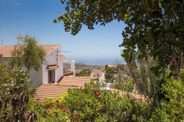 Spanje ~ Andalusi� ~ Costa del Sol - Landhuis