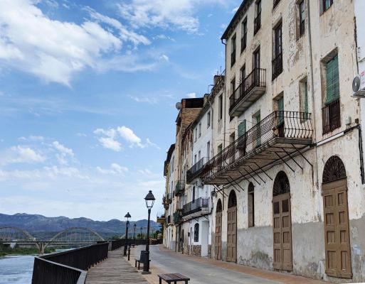 Spanje ~ Catalonië ~ Tarragona ~ Binnenland - B & B / Pension