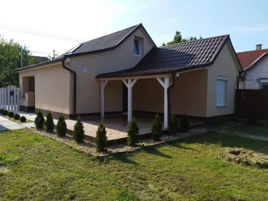 Hongarije ~ Puszta / Tisza Meer ~ Hajd�-Bihar (Debrecen) - Woonhuis