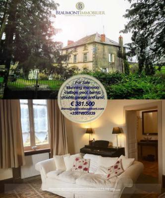 Frankrijk ~ Limousin ~ 23 - Creuse - Landhuis