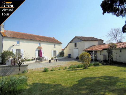 Frankrijk ~ Poitou-Charentes ~ 79 - Deux-S�vres - Woonhuis