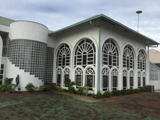 Suriname ~ Paramaribo - Herenhuis
