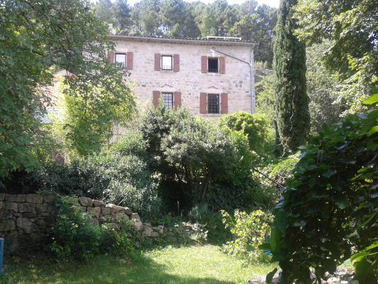 Herenhuis te koop in Frankrijk - Rhône-Alpes - Ardèche - Ribes - € 450.000