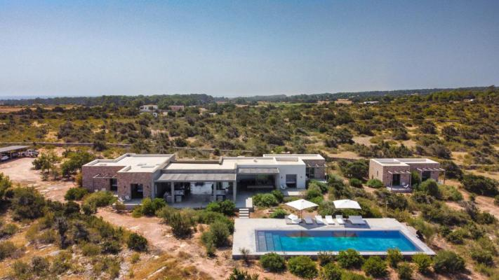 Spanje ~ Balearen ~ Formentera ~ Kust - Villa