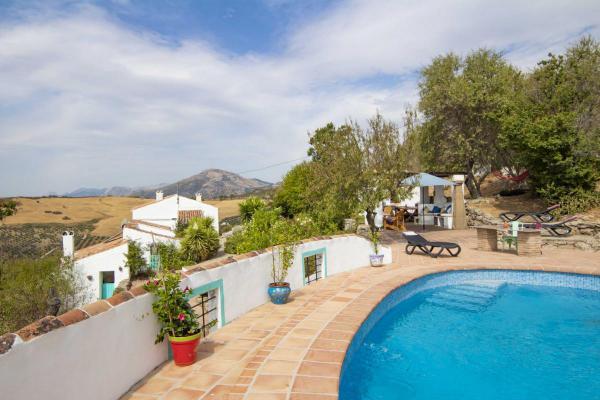 Spanje ~ Andalusi� ~ M�laga - Landhuis